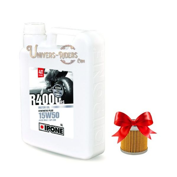 Ipone R4000 RS 15W50 (4 litres)