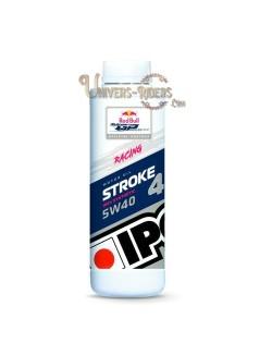 Huile moteur  Ipone Stroke 4 5W40 100% synthétique 4T(1 litre)