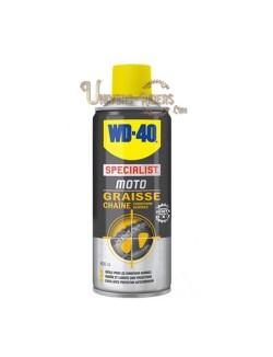 WD-40 graisse chaîne Aérosol (400 ml)