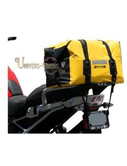 Sac étanche adventure deluxe jaune et noir 39,33 litres