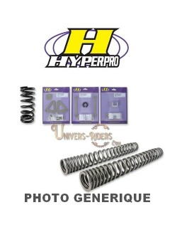kit de ressort de rebaissement Hyperpro double pour BMW F 800 GS ABS 2008-2011 (-25mm)