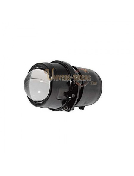 Optique lenticulaire phare H1 55W