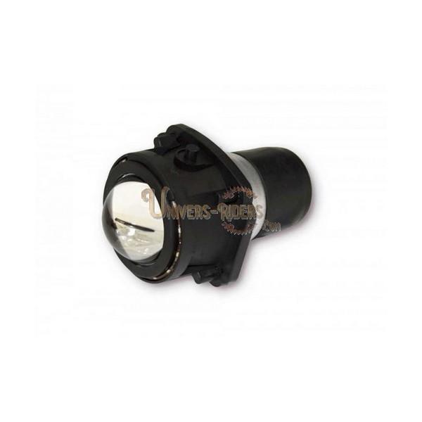 Optique lenticulaire Phare H3 55W avec veilleuse LED