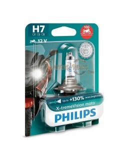 Ampoule moto Philips H7 X-Treme Vision 12V 55W – PX26D
