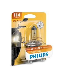 Ampoule moto Philips H4  Vision Moto 12V 60-55 W