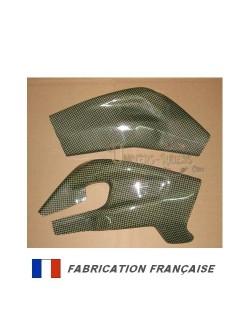 Protections bras oscillant en carbone et kevlar pour BMW S1000RR