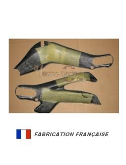 Protection de bras oscillant Carbone-Kevlar pour Yamaha MT-09