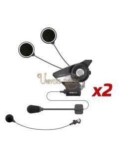 Intercom SENA Bluetooth 20S EVO - Pack double