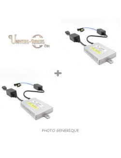 Ballasts Slim Canbus 35W (paire)