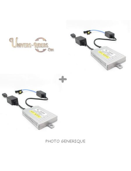Ballasts Slim Canbus 55W (paire)