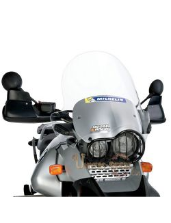 Pare Brise Adventure Transparent +51mm BMW R 1150 GS Adventure 2002-2006
