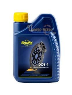 Liquide de frein Putoline DOT 4 Brake Fluid 1L