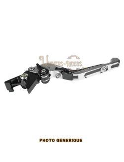 Levier embrayage moto repliable et ajustable pour BMW F 650 GS 2008-2012