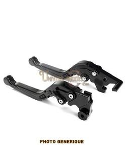 Paire de leviers moto repliables et ajustables pour Yamaha XT 1200 Z Super tenere 2010-2019