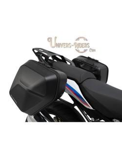 Kit valises latérales avec supports fixation pour BMW R1200R ABS 2015-2016