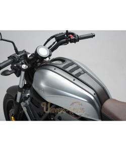 Sangle de réservoir Yamaha XSR 700 pour accessoires Legend Gear SW-MOTECH