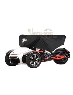 Housse de protection Can-am Spyder RT (demi)