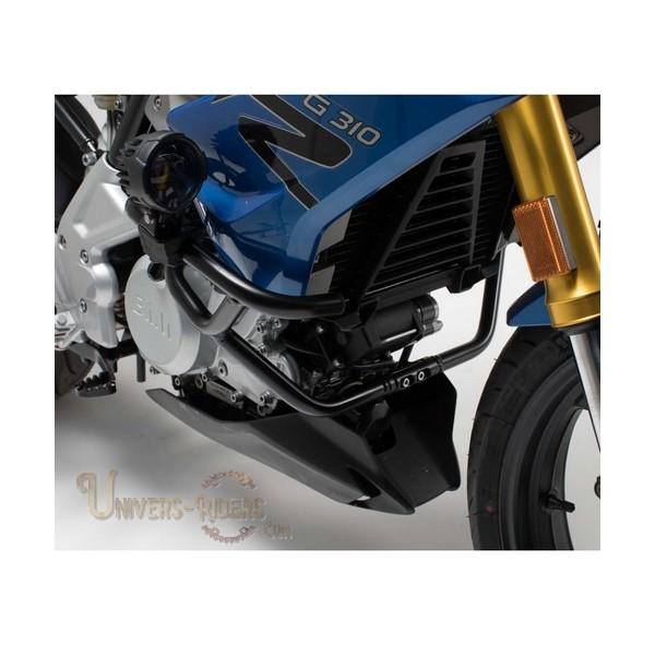 Protections moteur SW-Motech noir pour BMW G 310 GS 2017-2020