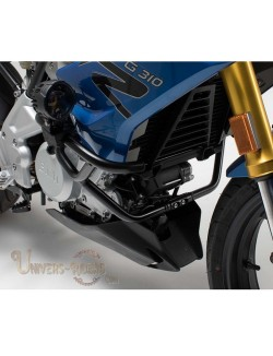 Protections moteur SW-Motech noir pour BMW G 310 R 2017-2020