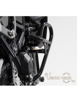 Protections moteur SW-Motech noir pour BMW F 650 GS Twin 2007-2011