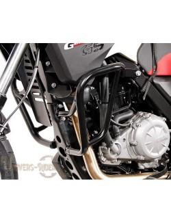 Protections moteur SW-Motech noir pour BMW G 650 GS 2011-2015