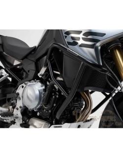 Protections moteur SW-Motech noir pour BMW F 850 GS 2018-2020