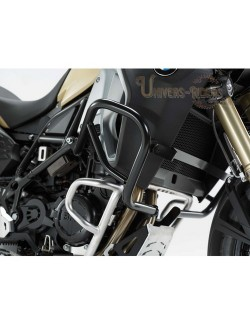 Protections moteur SW-Motech noir pour BMW F 800 GS Adventure 2013-2020