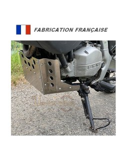 Sabot moteur Alu moto BMW F 650 Funduro / Strada  (3mm epaisseur)