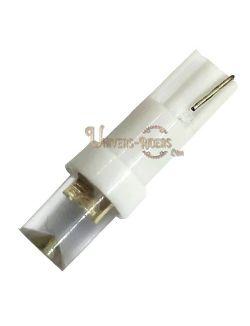 Ampoule LED T5W Blanche 1W 12V