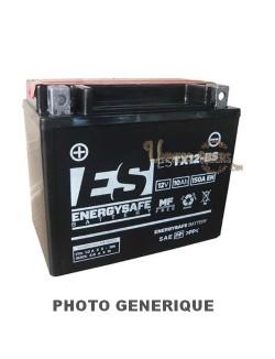 Batterie ES CTX12(FA) pour Aprilia SMV 900 Dorsoduro 2017-2020 (activée d'usine)