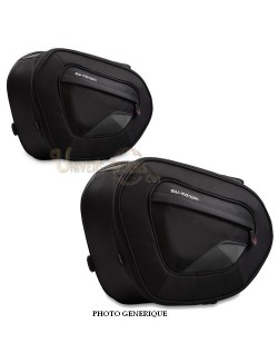 Sacoches latérales Blaze SW-MOTECH pour Honda CBF 600 N / ABS 2004-2013