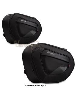 Sacoches latérales Blaze SW-MOTECH pour Honda CBF 600 S / ABS 2004-2013