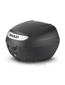 Top case moto SHAD SH26 litres Noir brut