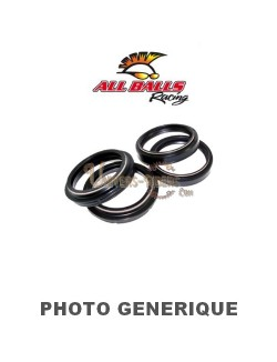 Kit joints spi et cache poussière moto All-Balls Buell XB12R Firebolt 1200 2004-2010