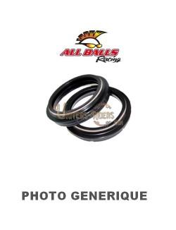 Kit joints cache poussière de fourche moto All-Balls Buell XB12ss lightning long 2008-2010
