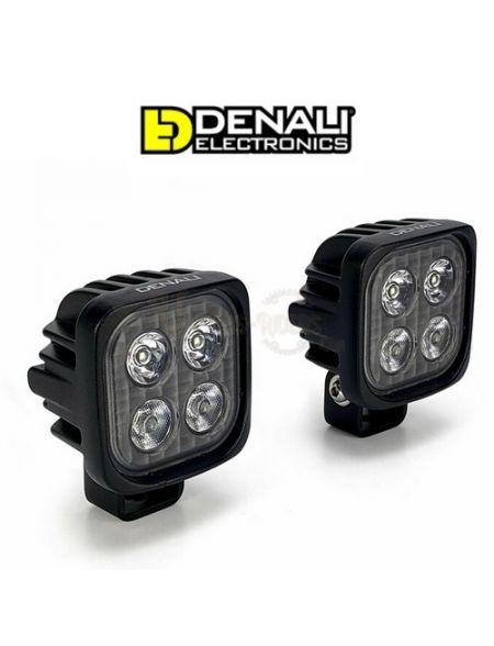 Kit éclairages additionnels Denali S4 moto 10w