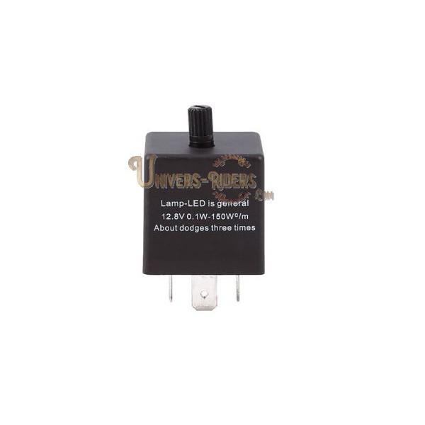 Centrale pour clignotants LED 3 broches