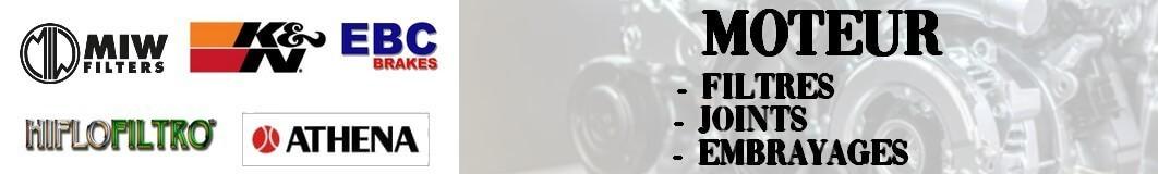 Pièces moteur pour moto et autres deux roues