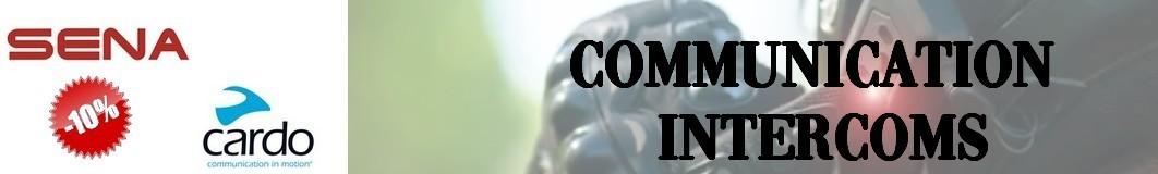 Intercom moto Sena