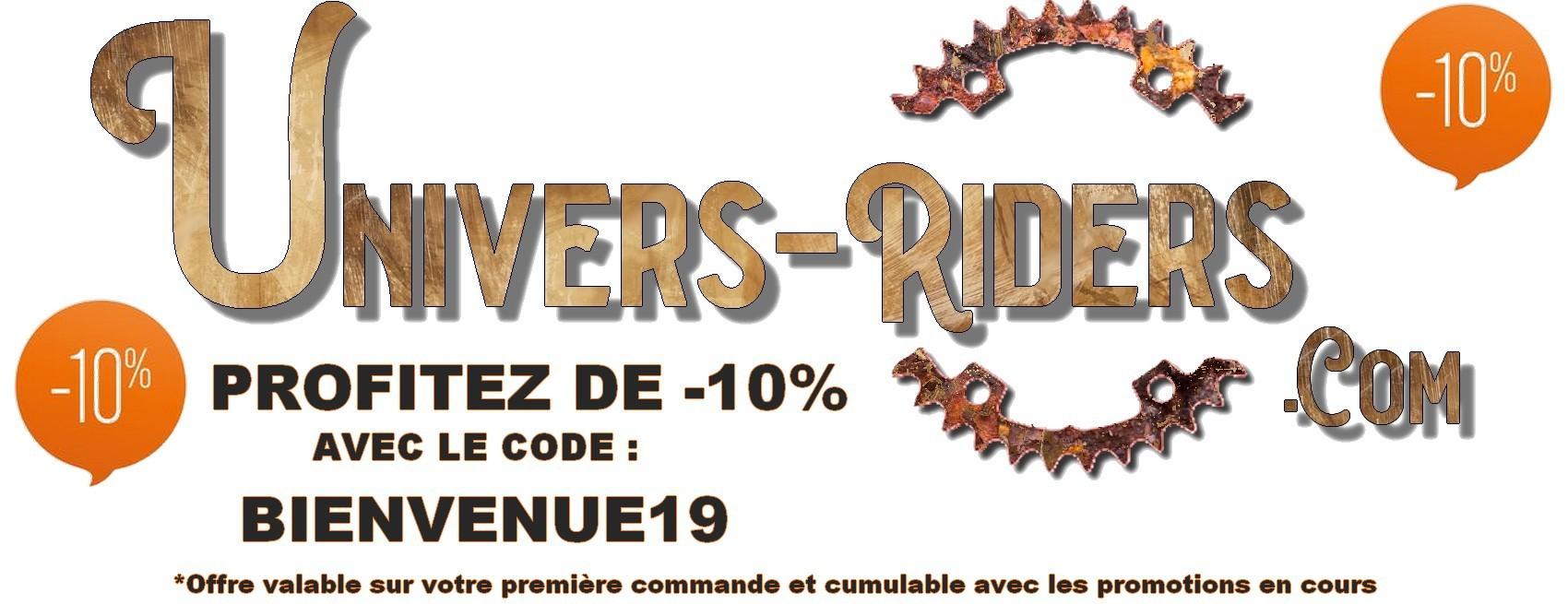 Bienvenue chez univers-riders.com