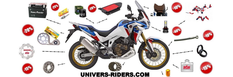 Achetez tout le nécessaire pour entretenir votre moto